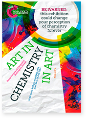 Chemistry in Art Poster